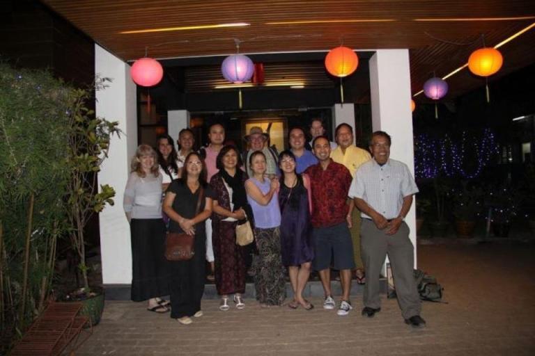Re-union 2013 Burma